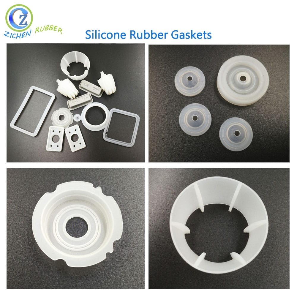 silicone rubber gasket 1
